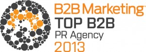 Top B2B PR Agency