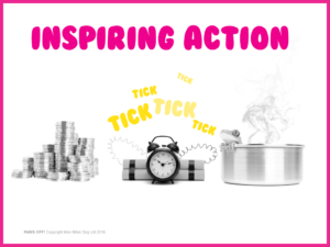 Three ways to inspire action from your marketing campaigns to prospects and clients