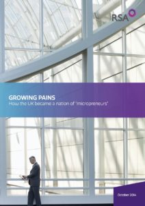 RSA Growing Pains White paper cover